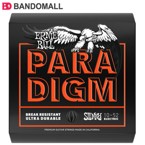 어니볼 패러다임 일렉기타줄(1052) PARADIGM SKINNY TOP HEAVY BOTTOM SLINKY ELECTRIC GUITAR STRINGS