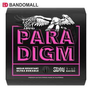 어니볼 패러다임 일렉기타줄(0942) PARADIGM SUPER SLINKY ELECTRIC GUITAR STRINGS