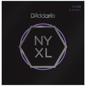 다다리오일렉기타줄 ELECTRIC GUITAR STRING NYXL1149 (MEDIUM)