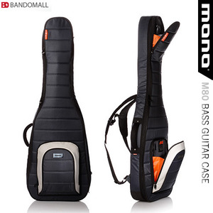 모노 M80 bass guitar case Black/gray
