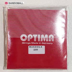 만도라스트링 Optima mandola 2205 (Loop end)